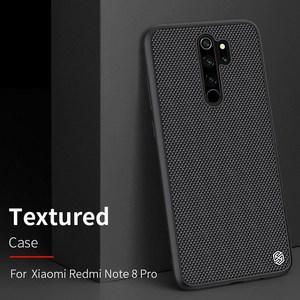 """Image 1 - Чехол из углеродного волокна """"Redmi Note 8 Pro / Redmi Note 8"""", Оригинальный чехол для мобильного телефона из синтетического волокна NILLKIN"""