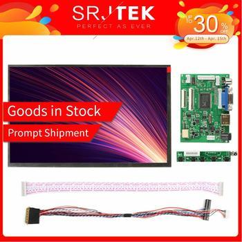 BP101WX1-206 10.1 IPS for Raspberry Pi Monitor 1280*800 101WX1-206 LCD Display Remote Driver Board HDMI 2AV VGA For Lenovo S6000