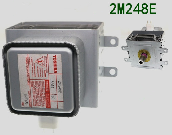 Microwave Oven Magnetron 2M248E for toshiba Microwave Oven Parts Accessories 100% new|Microwave Oven Parts| |  - title=