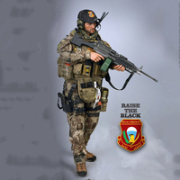 For collection 1/6 Soldier Story SoldierStory SS107 Iraqi Special Forces ISOF M249 Soldier 12'' Figure Model full set toys