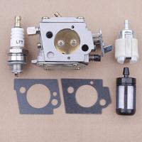 Carburetor Fuel Filter Line Kit Fit STIHL 041 041AV 041 Farm Boss Gas Chainsaw Part