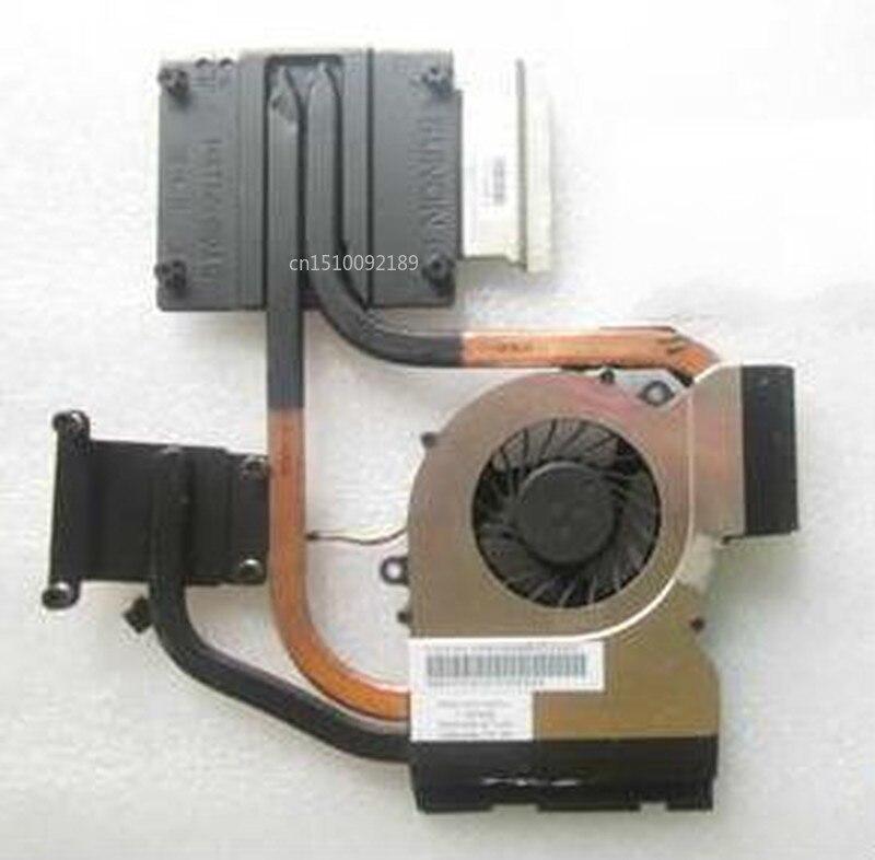 For Original Laptop CPU Cooling Heatsink&fan Fit For HP DV7-6000 DV6-6000 Notebook Intel CPU Radiator 641477-001 640903-001