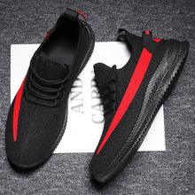 2020 fashion Fashion Sneakers High Quality Sports Shoes Men for Men Sneakers Breathable Outdoor brown fashion black Casual Shoes