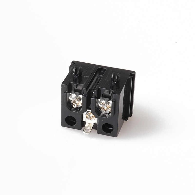 LZ-6-1WP5S1 C6 AC Power Socket  2.5A 250V 3Pin