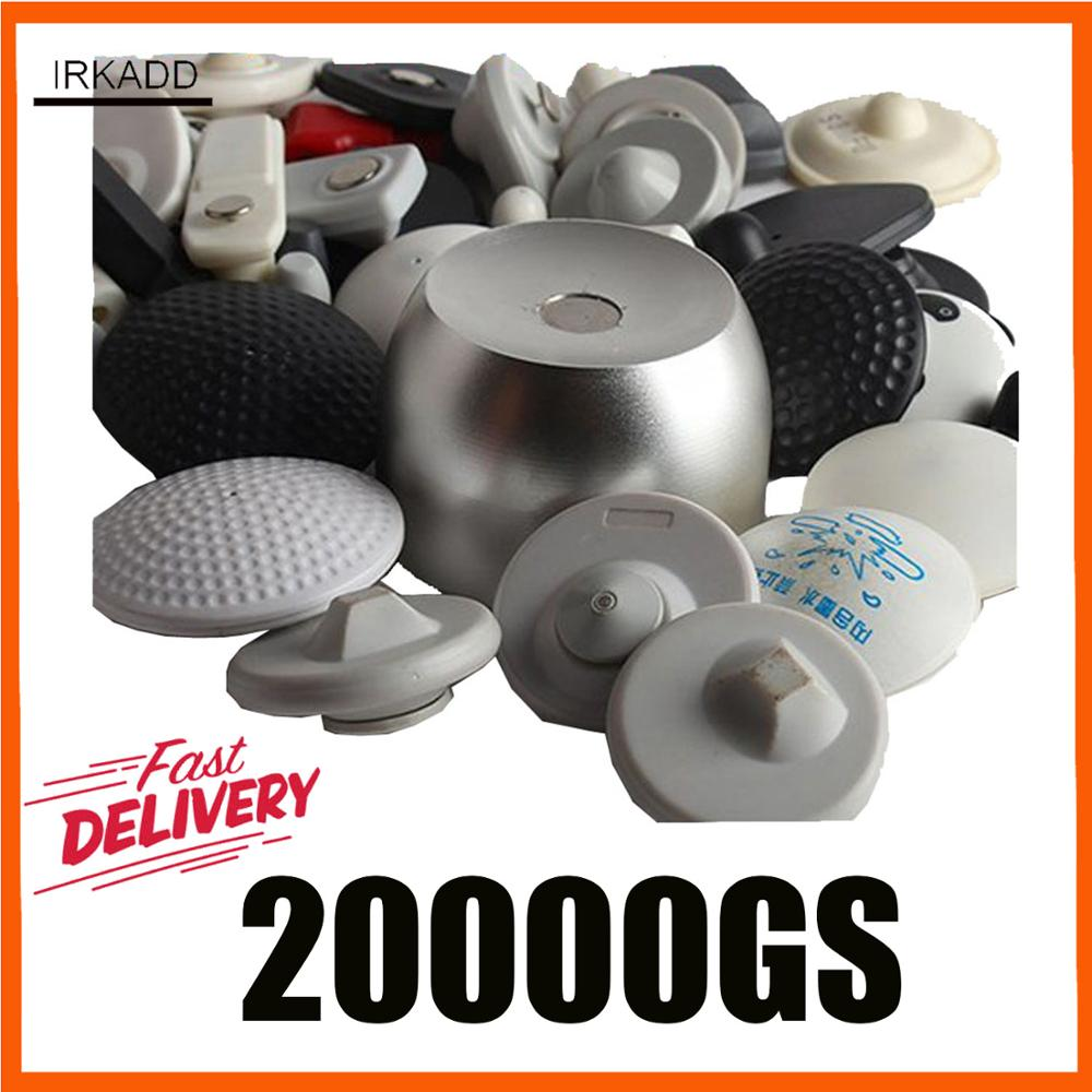 Magnetic Detacher 20000GS Universal Security Tag Remove For Golf Tag Ink Lock EAS System Systema Eas