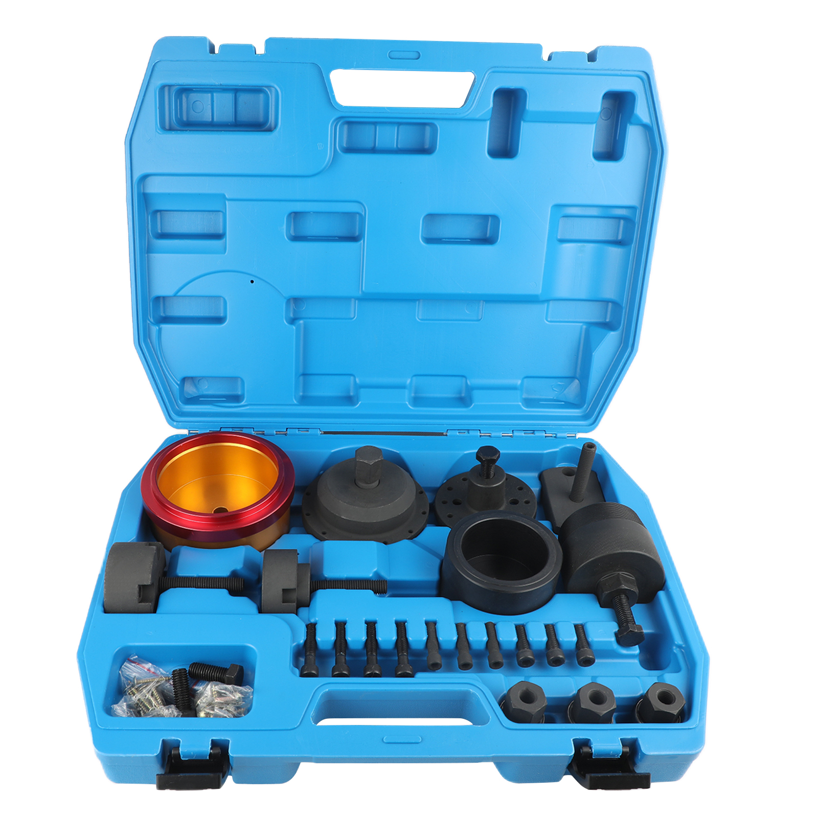 Car Crankshaft Seal Removal Tool And Rear Oil Seal Remover &Installer Tool Kit For BMW N40 N42 N45 N46 N46T N52 N53 N54 N55