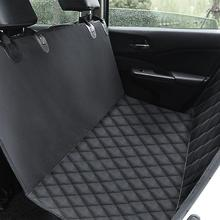 1Pc Vehicle-mounted Car Seat Protector Pet Dog Carrier Cover Non-Slip Waterproof Blanket Mat Folding Cushion