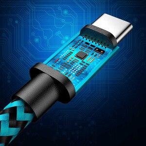 Image 5 - タイプ C USB ケーブル 3.0A 高速充電タイプ C usb 充電器コード S9 S8 プラス Huawei 社の名誉 10 9 lite のタブレット電話タイプ C