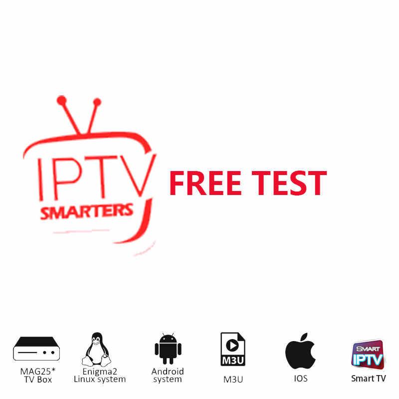 Indie IPTV M3U IPTV 7000 + kanały HD na żywo dla M3u Mag Box kod Smart Tv sport dorośli subskrypcja IPTV arabski IPTV Box ugoos