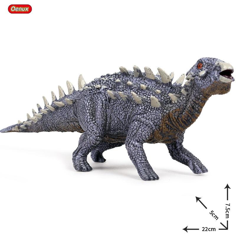 22cm Pteranodon Realistic Dinosaur Model Solid Plastic Figure Animal Toy
