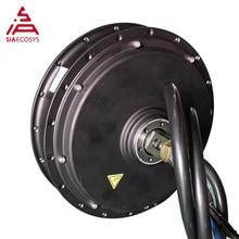 Motor de radios para bicicleta eléctrica QS 205, 50H, V3I/V3, 5T, 650RPM @ 72V