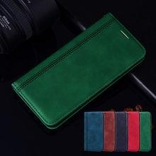 Nova 5 T Funda Telefoon Magnetische Leather Case Voor Huawei Nova 7SE 5 T 7 6 Se 7i 4E Nova5 T Nova5T Wallet Flip Cover Coque