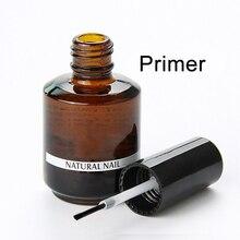 Основа для грунтовки с натуральной кислотой для ногтей, 14 мл, лак для ногтей, замачиваемый цвет, для УФ-геля, акриловый лак, 0,5 флуза, гель-Бондер