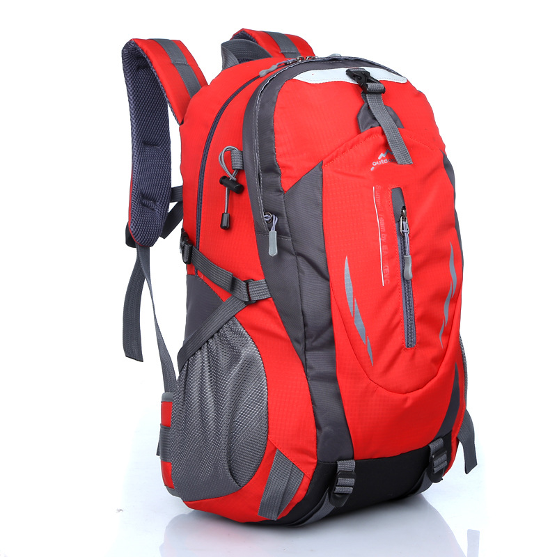 Waterproof Men's <font><b>Backpack</b></font> <font><b>Unisex</b></font> travel pack bag hiking Outdoor Mountaineering Climbing Camping <font><b>backpack</b></font> for male image
