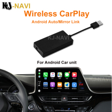 Carlinkit sans fil Apple filaire CarPlay /Android Auto Carplay lien intelligent USB Dongle pour lecteur de Navigation Android Mirrorlink /IOS