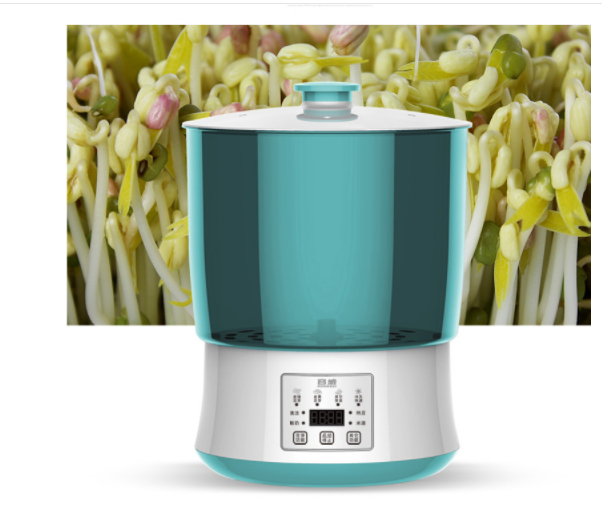 Bean Sprout Machine Intelligent multifunctional green bean sprouts machine home automatic bean sprouts machine image