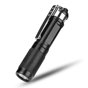 Image 3 - Linkax Mini Portable LED Flashlight XPE LED Work Light Lanterna Powerful Pen Torches Lamp 1 Modes AAA Outdoor Camping Lighting