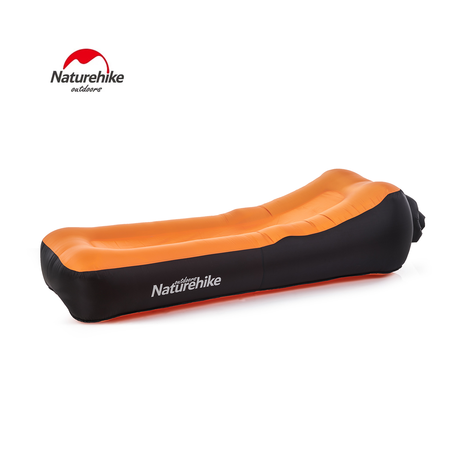 Naturehike Double-Layer Inflatable Sofa Bed Lunch Break Beach Mat Outdoor Waterproof Portable Lazy Air Cushion Chair NH20FCD05