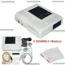 CE CMS800G Monitor płodu FHR TOCO ruch płodu z fabryki CONTEC, gwarancja 2Y