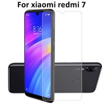 Safety screen protector film on xiomi redmi 7 protective glass for xiaomi Redmi7 Tempered Glass Film