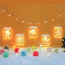 3D Hanging Night Light…
