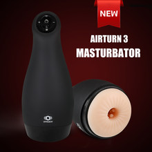 Masturbator For Men Sex Shop Toys Automatic Sucking Male Masturbator Cup Sex Oral Suction Blowjob Real Vagina Sucking Vibrator