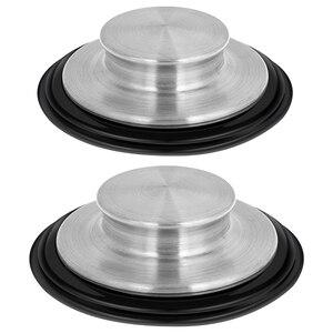 Комплект из 2 предметов пробка для кухонной мойки Нержавеющаясталь вывоз мусора штекер Кухонная мойка штекер подходит Стандартный Размер...