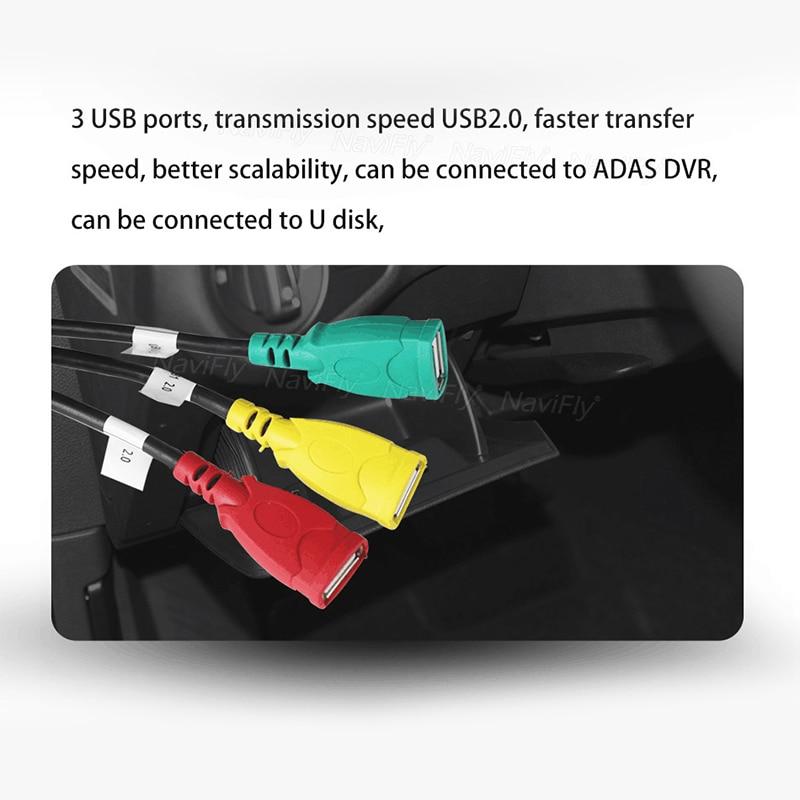Android9.0 Octa core russie menu 4G RAM 64G ROM autoradio cassette pour Lada vesta Cross Sport 2015-2019 autoradio wifi - 5