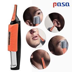 Micro Precision триммер для бровей и ушей, Машинка для удаления носа, бритва унисекс, персональный Электрический Уход за лицом, тример для волос, св...