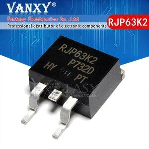 Image 1 - 50 шт., RJP63K2 TO 263 63K2 TO263