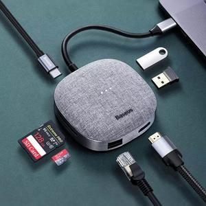 Image 4 - מקורי שיאו mi USB כדי RJ45 חיצוני Ethernet כרטיס מתאם 10/100Mbps עבור Mi תיבת S 3C / 3S 4 4C SE מחשב נייד מחשב נייד usb2.0