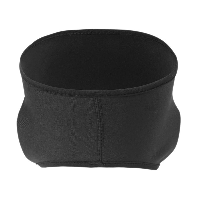 Hot Kf-Forehead Protector Earmuffs Warm Wind Cashmere Scarf Outdoor Riding Sports Headband Earmuffs 2x