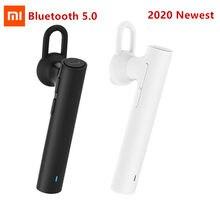 2020 mais novo xiaomi mi fone de ouvido bluetooth juventude edição bluetooth 5.0 50mah bateria para xiaomi bluetooth fone juventude