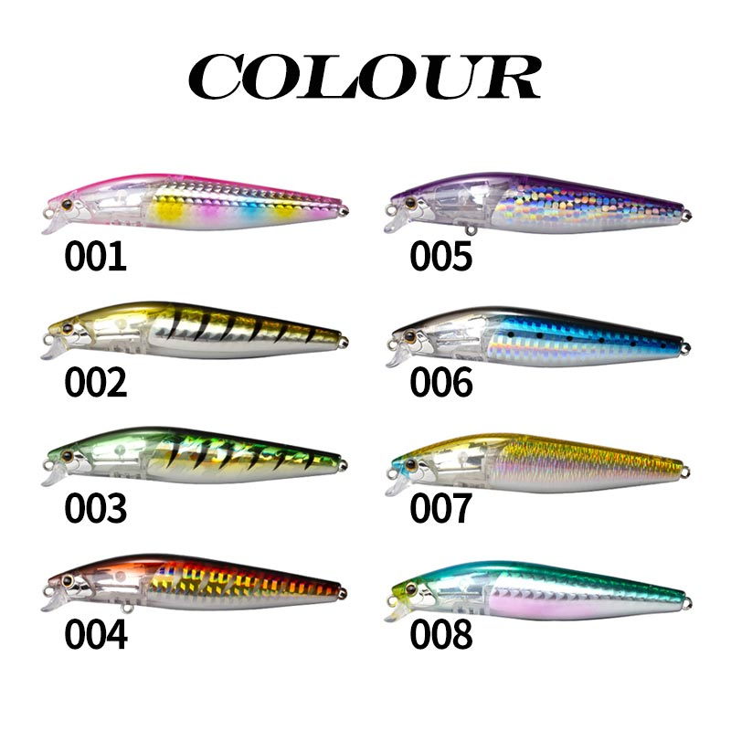 Hunthouse Wobblers 2019 New Fishing Lures 99mm 15g FLASH BOOST Minnow Lure Tungsten Weight System Floating Baits Depth 0.1-0.3m