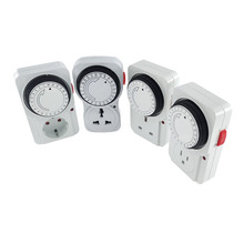 Kitchen Timer Cyclic-Timer-Switch Timing-Socket Outlet-Loop Us-Plug 3500W 230VAC 24-Hour