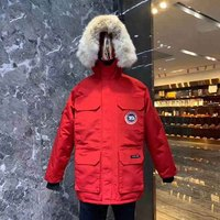 High Quality 90% White Duck Down Jacket Canada men coat Snow parkas male Warm Brand Clothing winter Down Jacket Outerwear