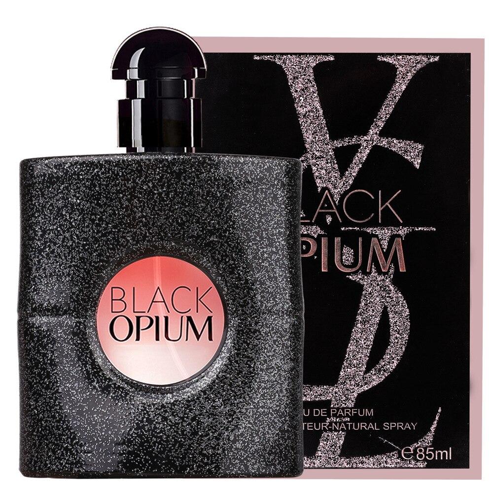 85ml Women Man Perfume Atomizer Bottle Glass Fashion Sexy Lady Original Parfum Long Lasting Flower Fruit Fragrance Perfumes