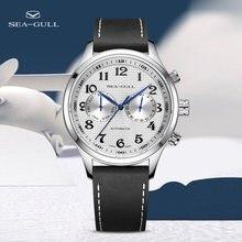 Часы авиаторы seagull Мужские механические деловые повседневные