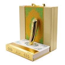 Lecteur de stylo coran numérique livre coran islamique saint coran stylo de lecture coran musulman livre français anglais ourdou espagnol russe ouzbek