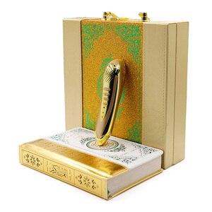 Image 1 - Lecteur de stylo coran numérique livre coran islamique saint coran stylo de lecture coran musulman livre français anglais ourdou espagnol russe ouzbek