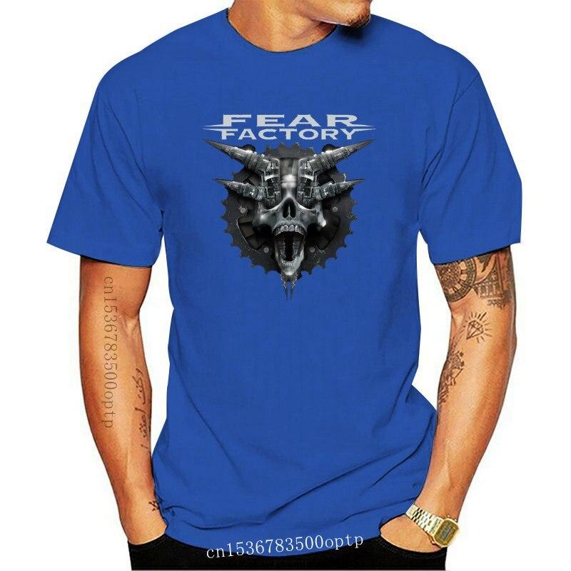 Fear Factory Legacy T Shirt M L Xl 2Xl New Official Hi Fidelity Merchandise