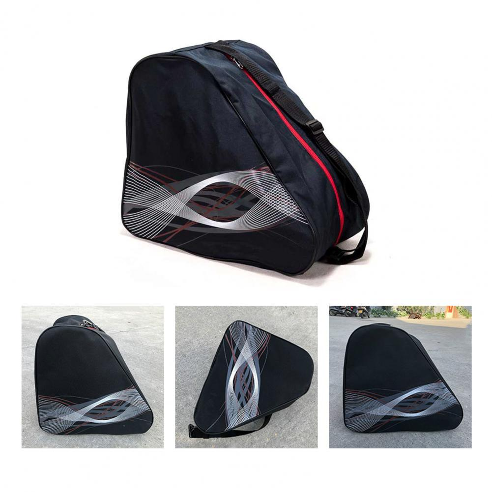 Big Thick Ice Ski Snow Boots Bag Skate Helmet Portable Carry Shoulder Snowshoes Bag Non-slip For Snowboard Accessories Organizer
