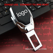Clip Plug-Buckle Car-Seat-Belt-Cover Safety Mercedes Honda Belts Audi Ford Toyota Bmw