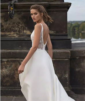Robe de Mariage Bohème Chic Yasmine