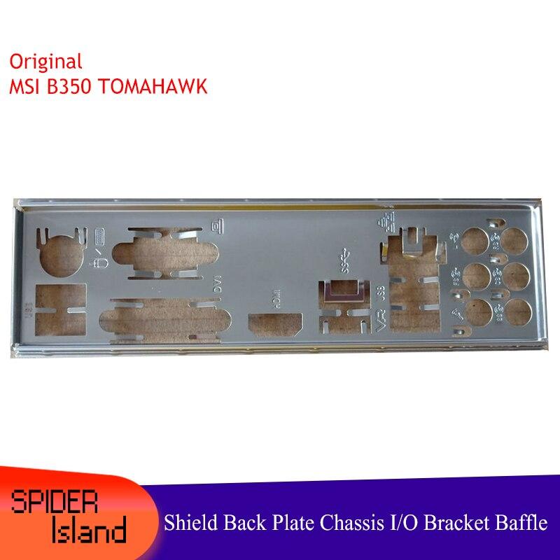 1PCS NEW Original I//O IO Shield Backplate For ASUS PRIME Z370-A
