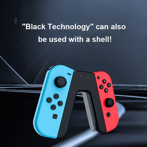 Joy Con Charging Grip For Nintendo Switch Portable Switch Controller Joy Con Charger For Nintendo Switch Gamepads Accessories