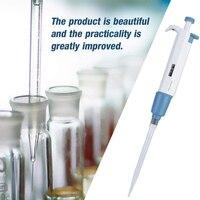 Pipettor Single Channel Verstelbare Volume Micro Pipetten Lab Liquid Transfer Pipetten Tool QP2