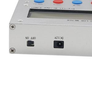 Image 4 - TZT Auto LCR Meter Digital Bridge Resistance Capacitance Inductance ESR Meter 0.3%