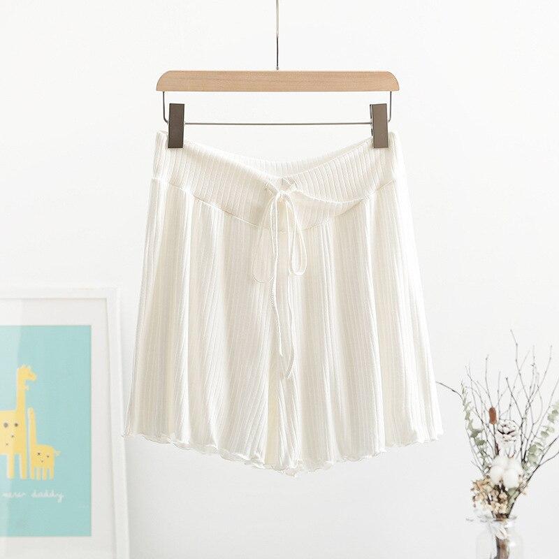 Maternidade wear leggings 2020 verão fino calças