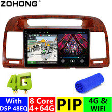 4 + 64G DSP Octa Core android10 AUTO radio multimedia-player Für Toyota Camry V30 AUTO gps navigation autoradio stereo DVD 2002-2006